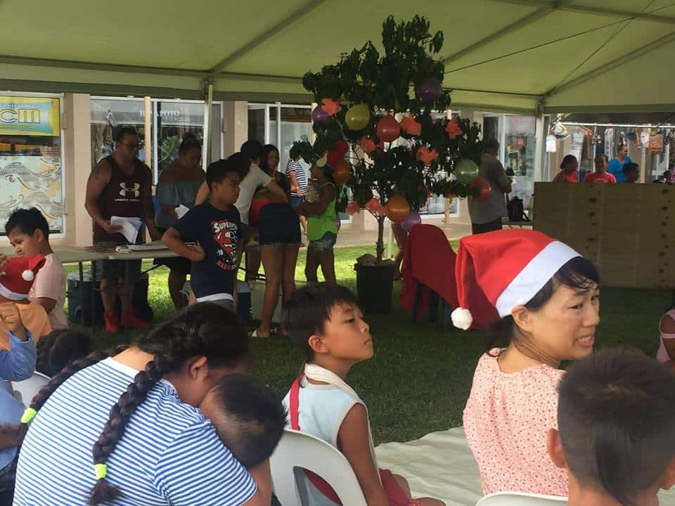 There was all the hustle and bustle this morning with the traditional Children's Christmas Party and Santa parade at the Commercial Centre with kids highly anticipating the arrival of…