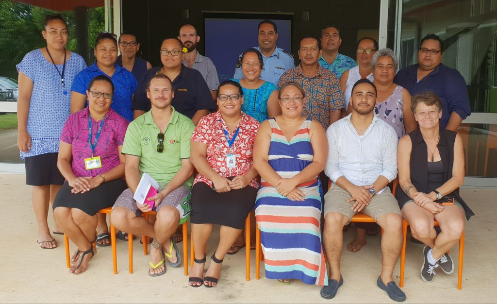 About twenty women work in Niue's maritime sector.Usually a male dominated sector, the Pacific Community is advocating for more women in the maritime sector and is currently holding workshops in…