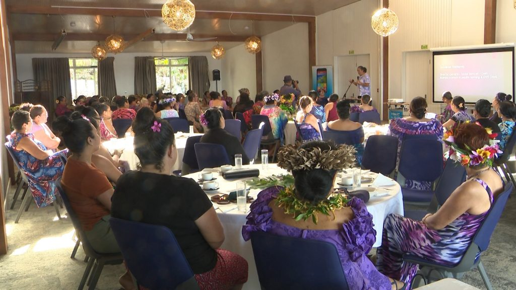Balance for Better is the theme for International Women's Day.  A networking breakfast for women in Niue was hosted by Niue's Chamber of Commerce and Scenic Matavai Resort this morning which…