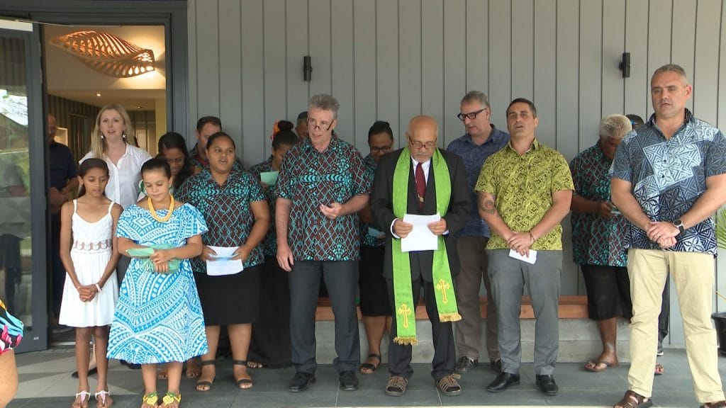 NZ Parliamentary Under-Secretary for Foreign Affairs Fletcher Tabuteau officially opened the new New Zealand High Commission yesterday which replaces the building constructed around 70 years ago.  Tabuteau said the new High Commission reinforces New…