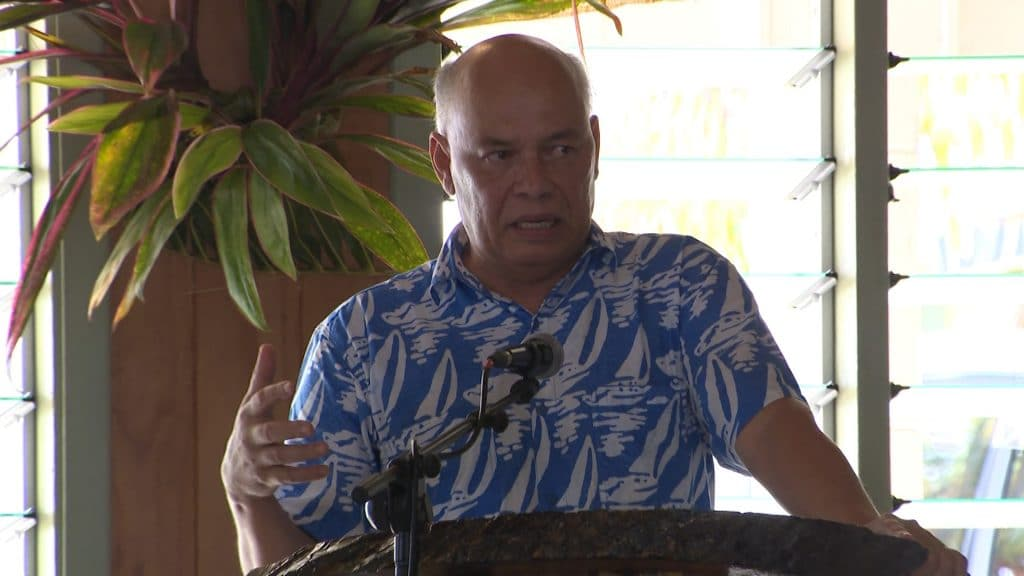 Prominent Niuean Dr Colin Tukuitoga has proposed that Vagahau Niue be offered at a university level in New Zealand as one of the measures to sustain the Niuean language.  There are…