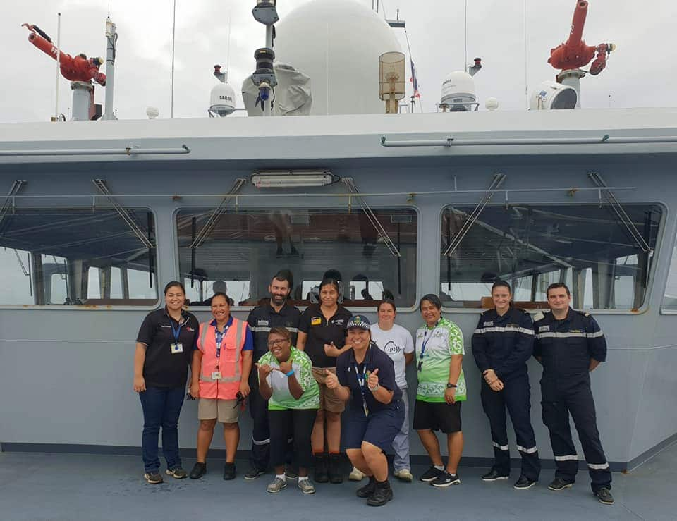"""The """"Day for Women in Maritime"""" was marked on Saturday in the Pacific region, but Friday Niue time – a day organized by the Pacific Women in Maritime Association (PacWIMA)…"""