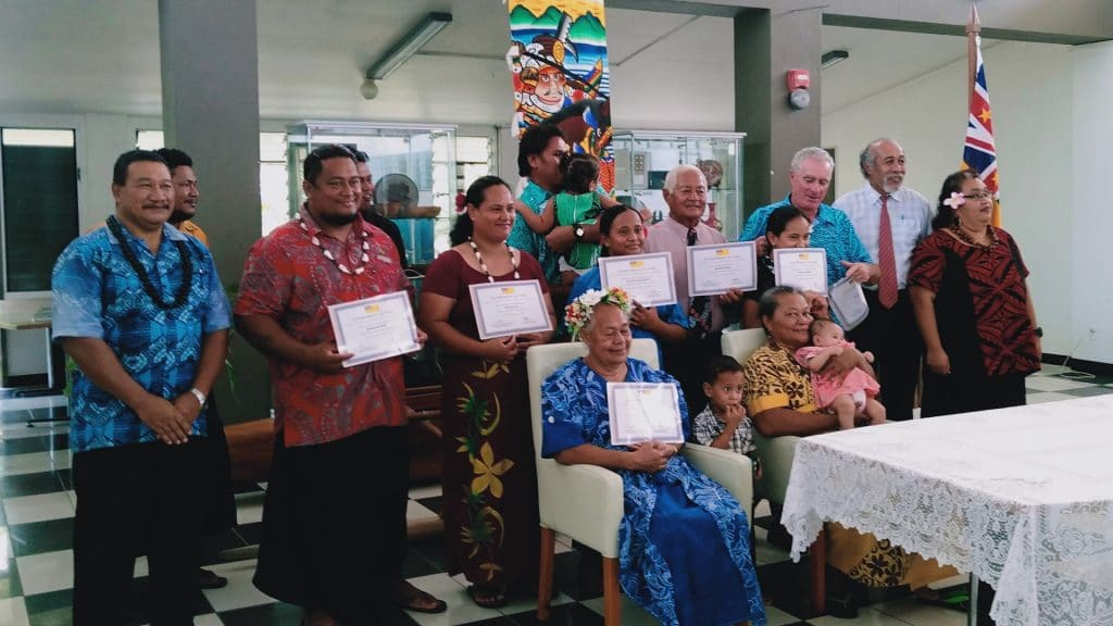 Eleven people have been granted permanent residency status.  Certificate of Permanent Residency status were presented to 11 recipients at an official ceremony held at the Parliament House on Tuesday morning following…