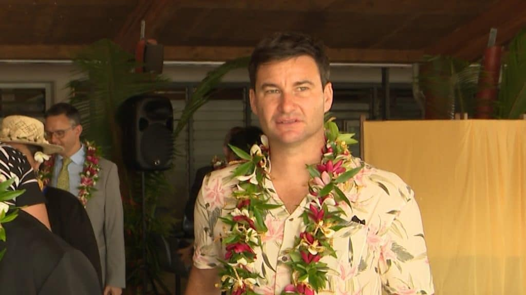 Clarke Gayford has revealed the dangers of pushing your limits, admitting he almost died while on a trip to Niue.  Known as a keen outdoorsman, Gayford was spearfishing off the island…