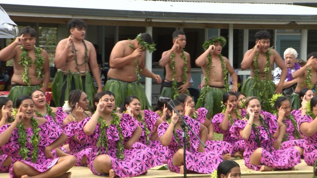 A group of over 30 young people from the Hakupu PIC Newton church in Auckland arrived on the island last week as part of a tour to revive interest in the Niuean…