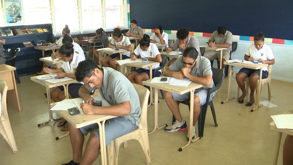 The National Certificate of Educational Achievement or NCEA external exams started over the weekend on Sunday with the Biology level 1. Seventy six students are sitting NCEA across the three levels…