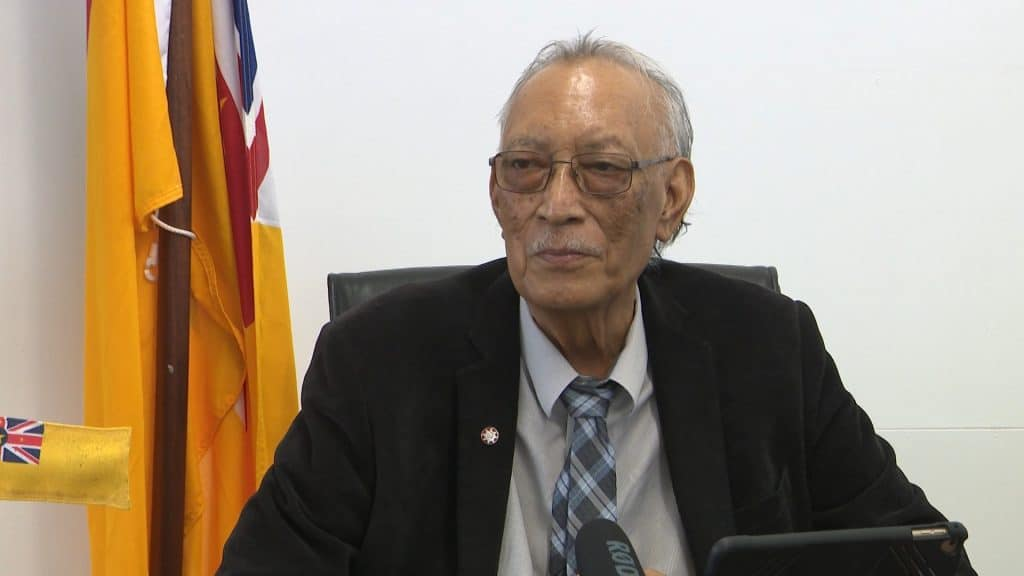 Premier Sir Toke Talagi is back on the island.  The Premier has been off island since his trip to Auckland for the  Indonesian Pacific Expo in July and stayed on…