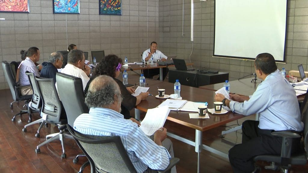 A representative from the Asian Development Bank is on the island to conduct a review of Niue's Public expenditure & financial accountability and to assess the government's Public Financial Management.  The…