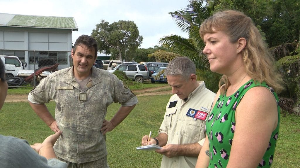 A Humanitarian and Response team from New Zealand are on the island on a four days visit.  The team is led by Nicci Stilwel of the Ministry of Foreign Affairs Humanitarian…