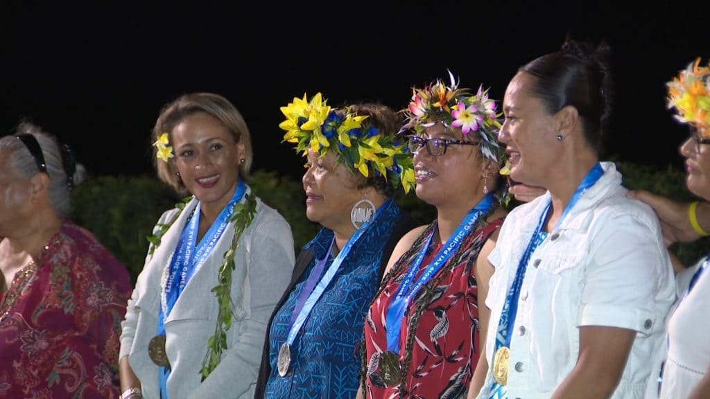 Niue's lawn bowling team formally celebrated their victory in an event last Wednesday, paying special tribute to their family members, supporters and Niue.  The event was held at the bowling club at…