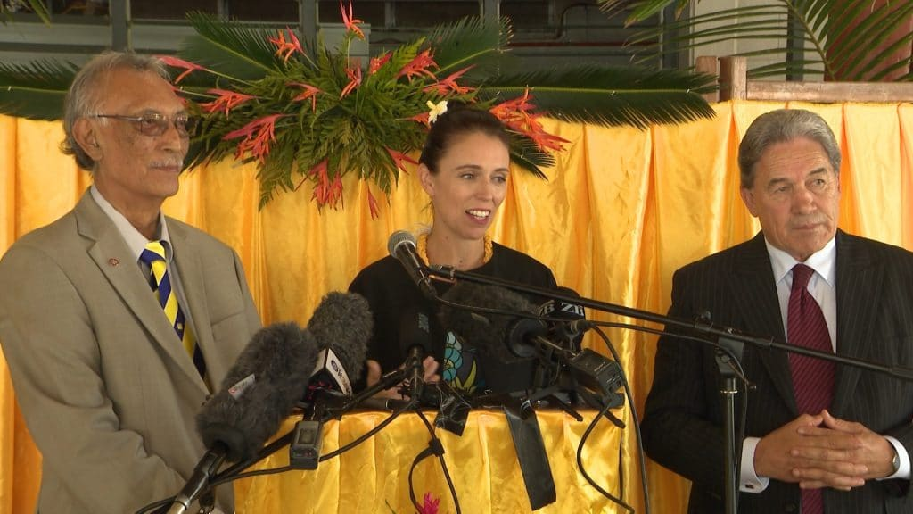 Premier Sir Toke Talagi is expected to meet with New Zealand's Deputy Prime Minister Winston Peters.  Sir Talagi is  attending the Pacific Exposition in Auckland, a trade and tourism expo…