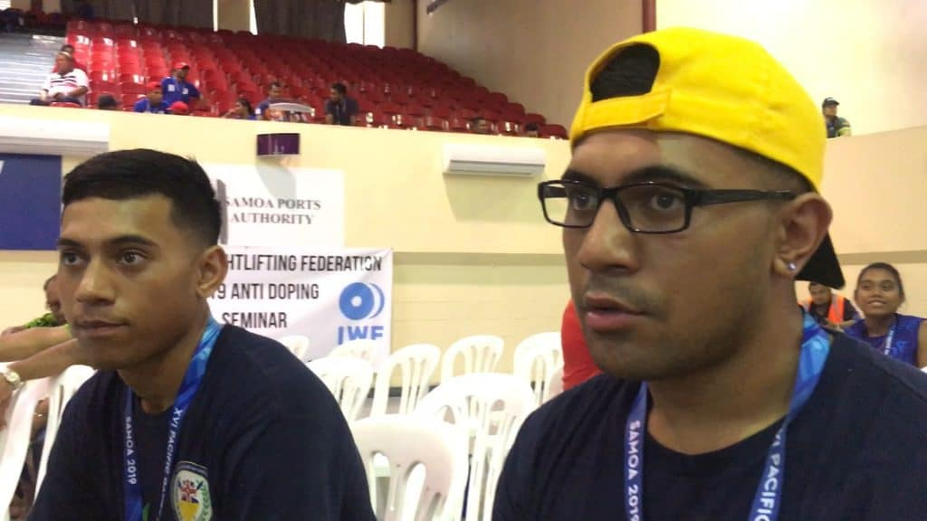 Power lifting and Shooting events take place this week with Maxine Edwards and Danny Nemani left for power lifting this coming Thursday.  Making special debut at the Pacific Games today are…