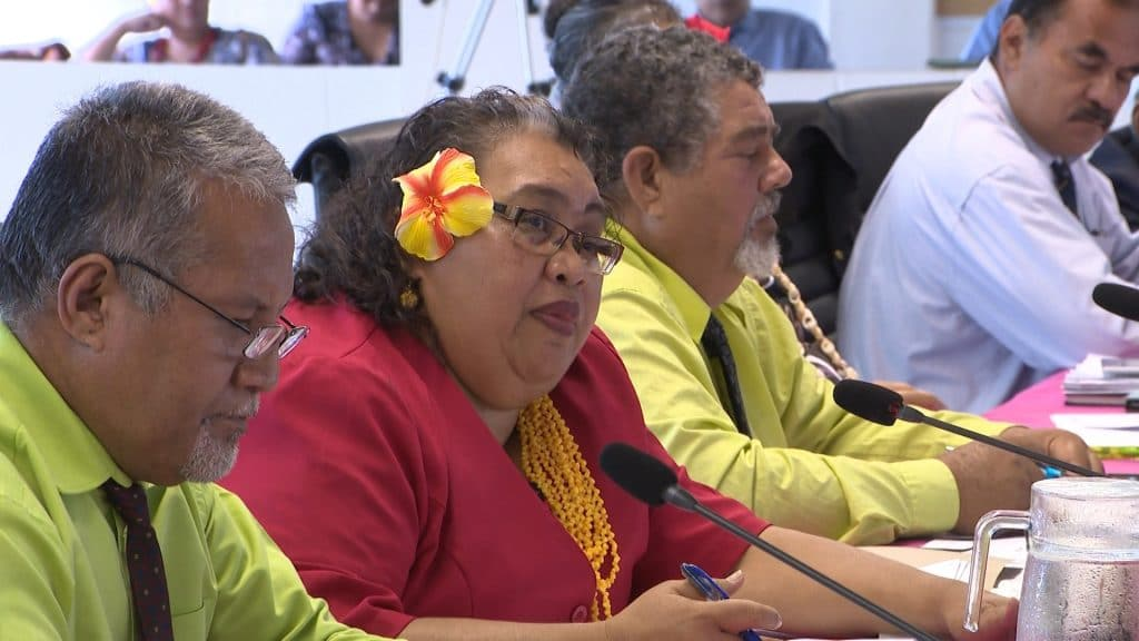 The number of female Members of Parliament has dropped following the general election.  There were five female MPs in Niue's Legislative Assembly prior to the election which has now dropped to…