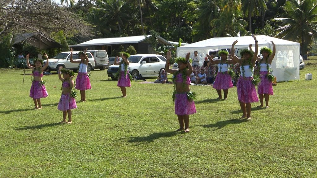 The village of Tamakautoga was a myriad of green – the trademarked colour of the village as it hosted its show day last Saturday.  The village didn't just celebrate their annual…