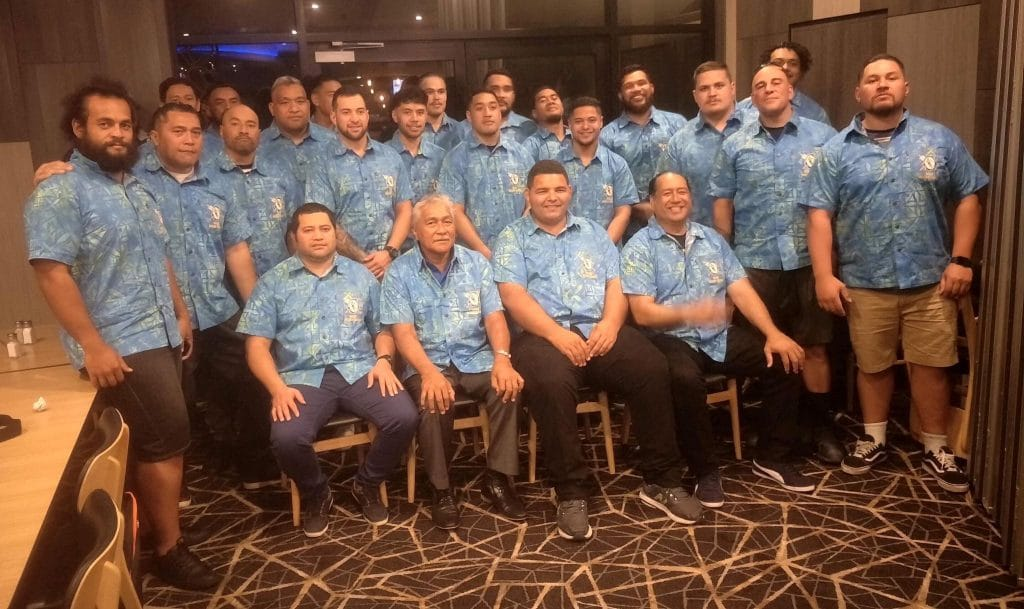 Niue's Rugby 15s headed off to Papua New Guinea from Brisbane on Monday to take part in the Oceania Rugby Cup.   The one week tournament will have Niue compete against…