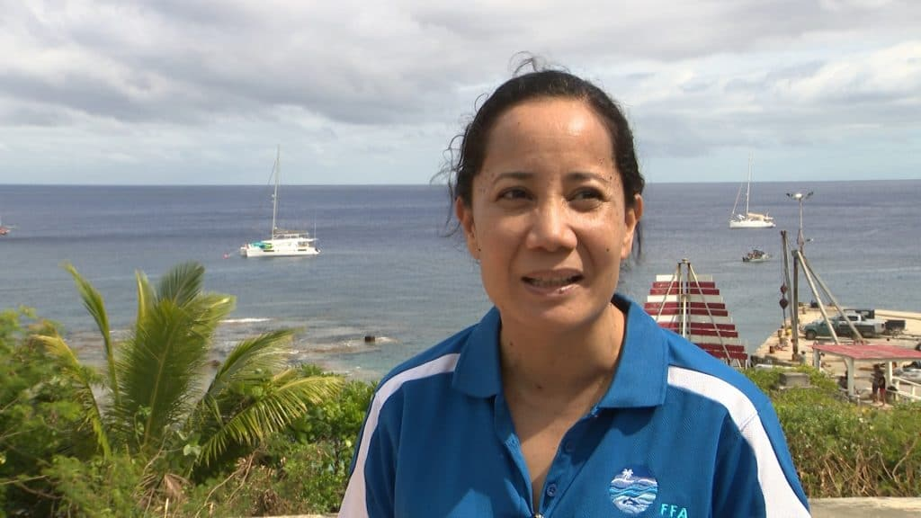 Niue hosted the Director General of the Pacific Islands Forum Fisheries Agency  Dr Manu Tupou Roosen with the focus on women in fisheries leadership last week.  The women put that leadership…