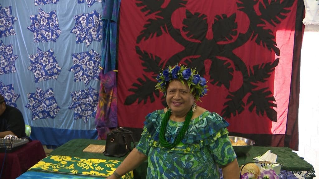 As Alofi north gears up for their annual show day, the women's club held their handicraft show at the Alofi north hall last wednesday.  Close to 16 women members displayed their…