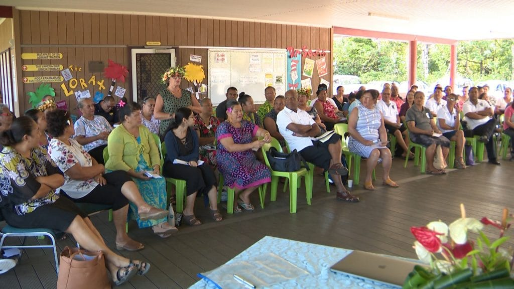 """Principals from the New Zealand Pasifika principals association gathered in Niue this week.  The meeting was a development and networking opportunity for the association members.  """"So the New Zealand Principals have come to Niue…"""