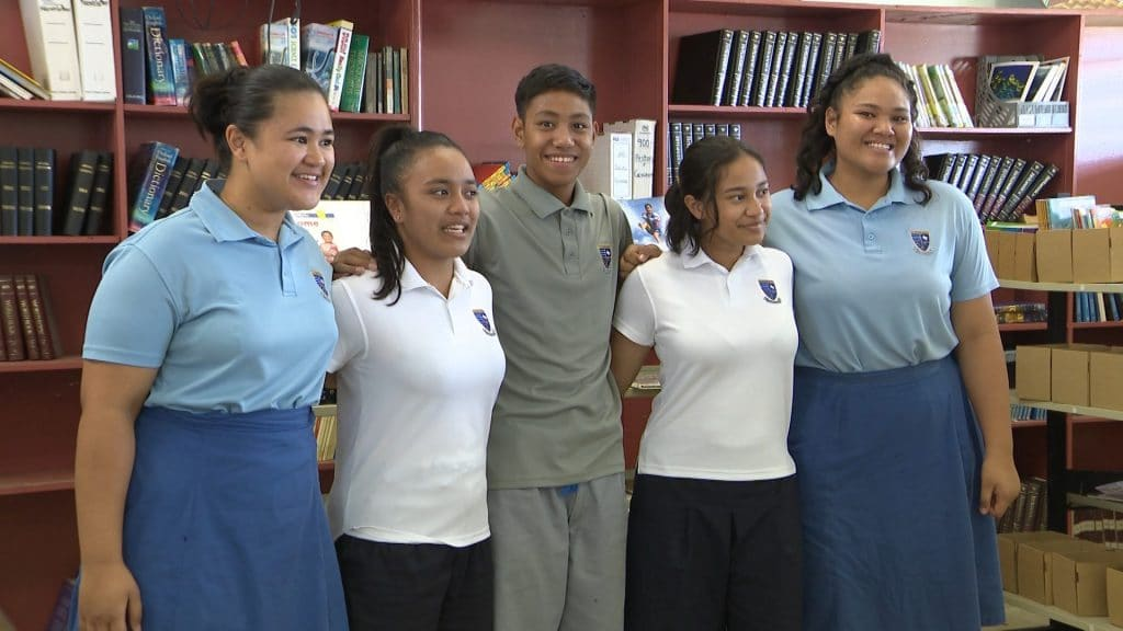 Five students and one teacher from Niue High School were part of an international World Tsunami Awareness event held in Japan two weeks ago.The students were invited to share…