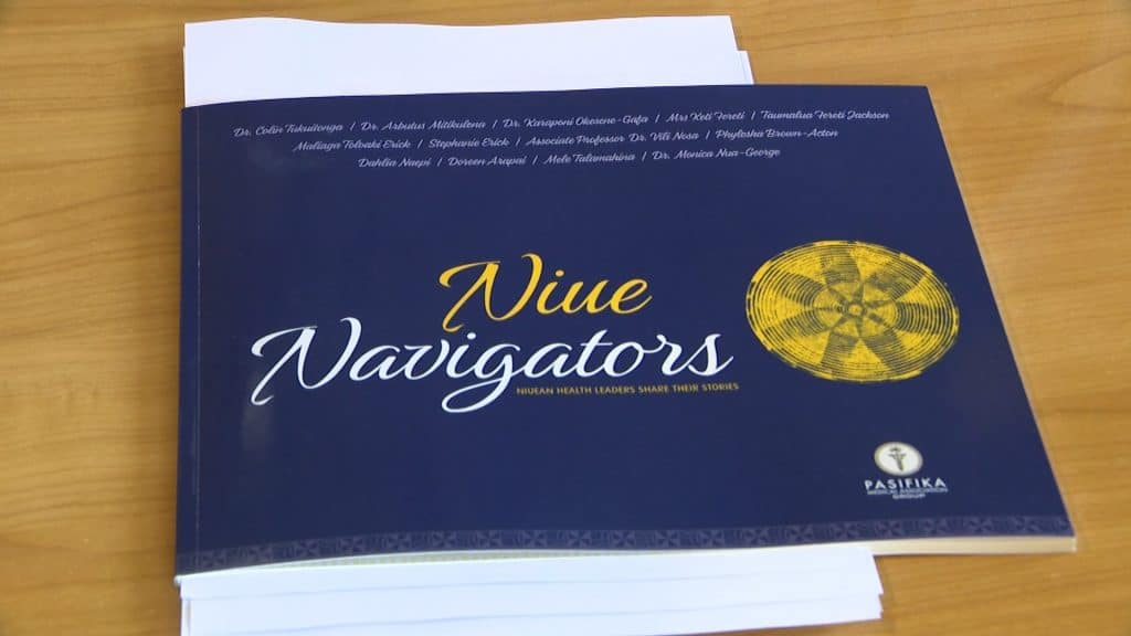 "Niueans who have contributed significantly to the health sector have been recognized with awards as well as a newly launched book dedicated entirely to Niuean health workers.Called ""Niuean navigators"", the book features…"