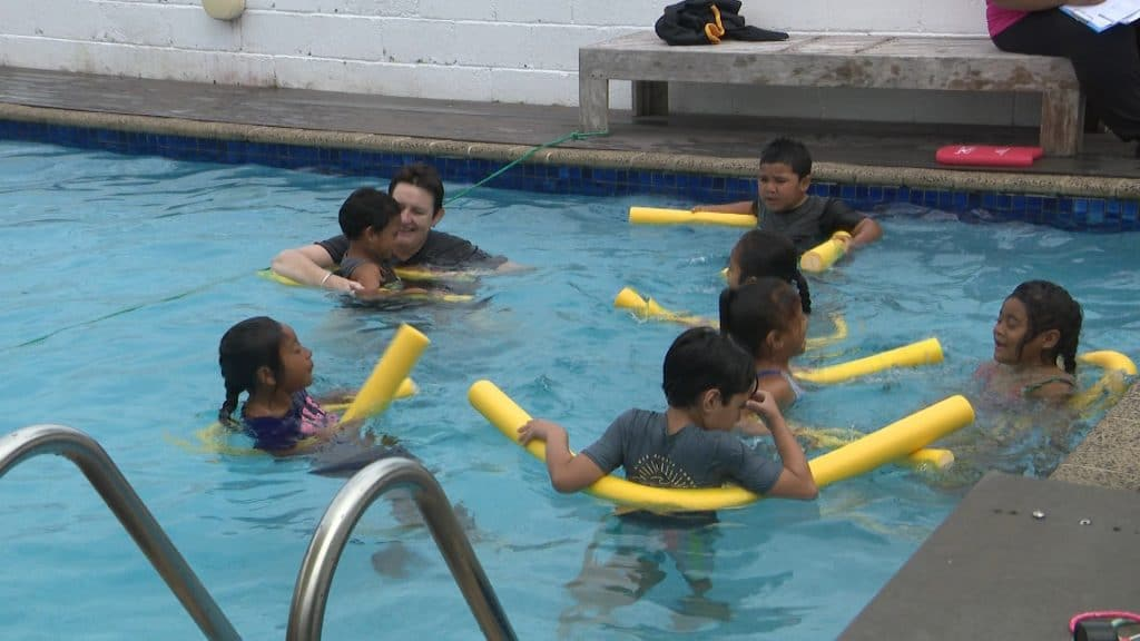 Niue Primary school students will be learning water skills starting from this week.The Water Skills for Life programme has been officially launched at Niue Primary School yesterday which is officially…