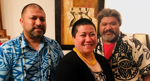 Three Niuean siblings, all University of Otago alumni now working as GPs in Wellington, helped launch a book celebrating Pacific success in health sciences at the University.  Te Folauga: The Journey…