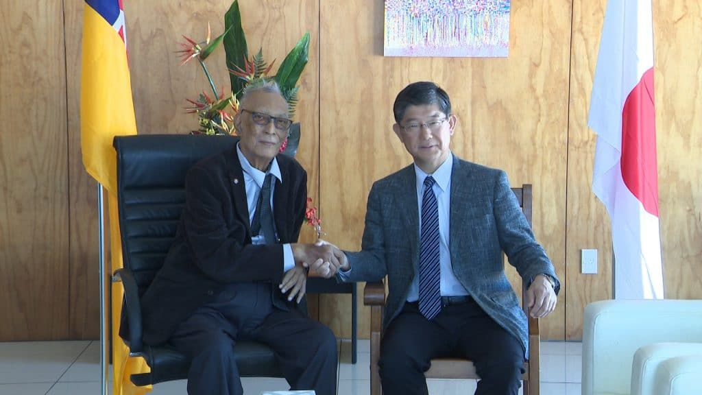 The Japanese government has handed over the first procurement of grant aid for the economic and social development programme in Niue. This will assist in the development of infrastructure on the…