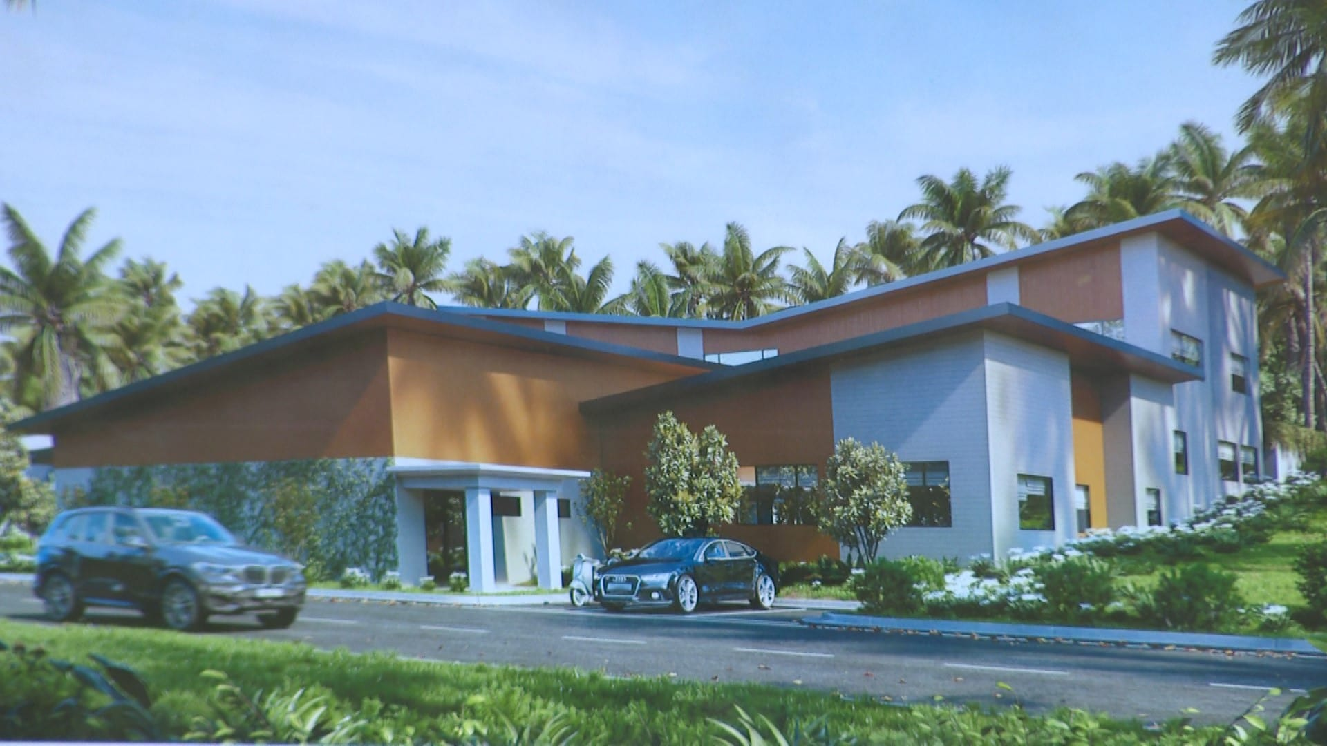Construction of the new fale fono building at Halamahaga will begin from today following the official ground-breaking ceremony this morning.  The Premier Sir Toke Talagi officiated at the site with a prayer…