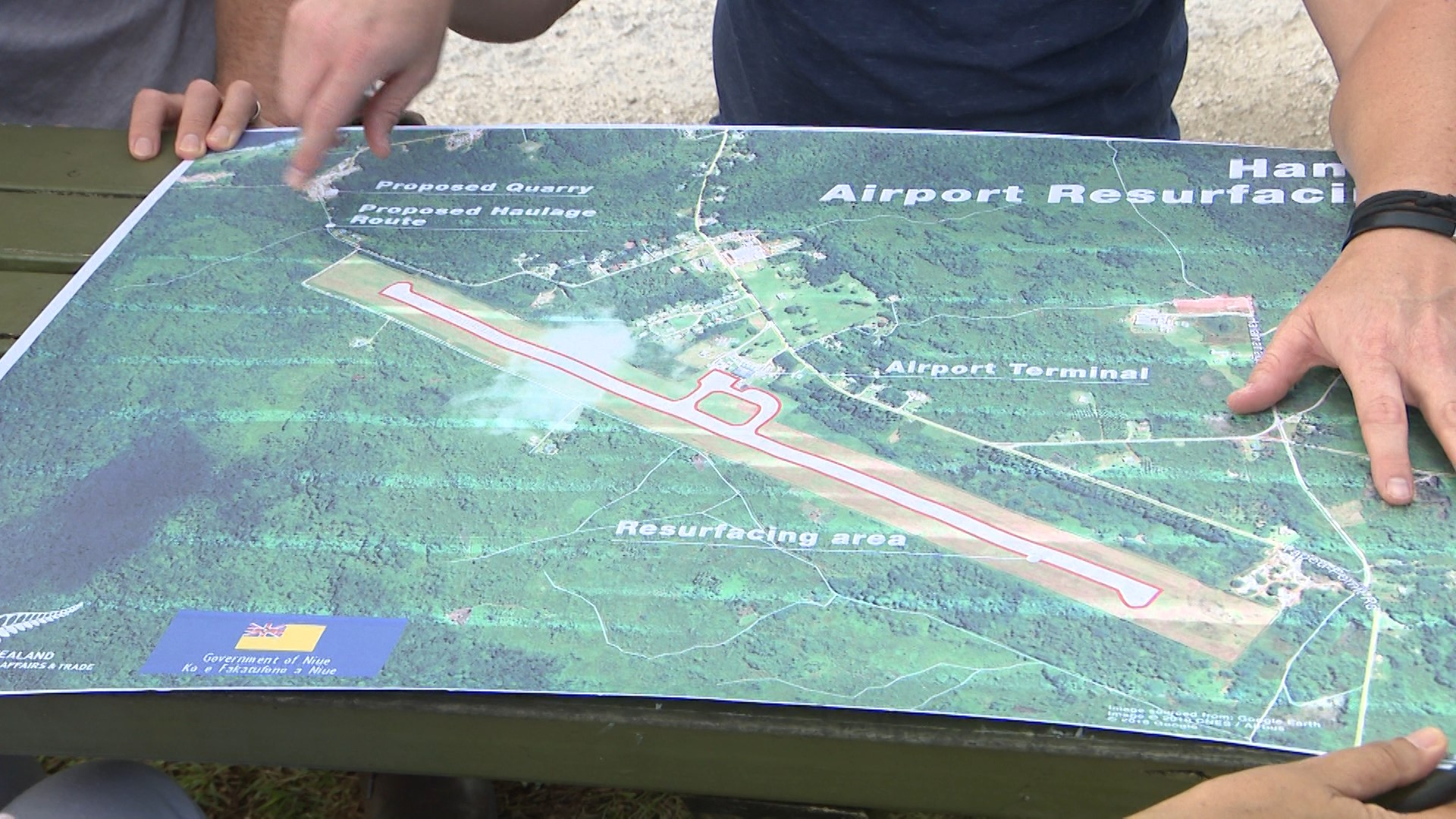 The Government will be undertaking another major infrastructure upgrade project next year with the Niue Runway Upgrade Project. Funded by the NZAid, GHD is the company contracted to undertake…