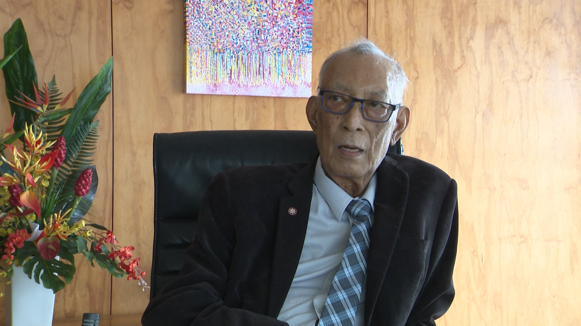 The Premier Sir Toker Talagi has not given a clear indication on whether he will be contesting next years general election.  During an interview with BCN News today, the Premier…