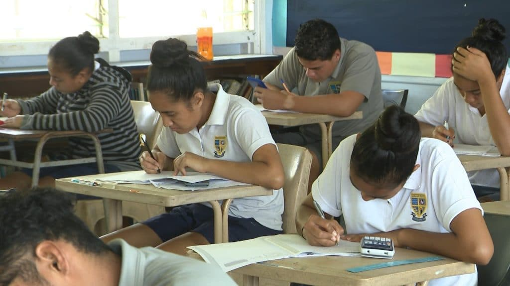 NCEA students have started their exams today.Year 7 to Year 10 students are now undergoing final assessments with parents being urged to ensure that they attend school daily.Principal…