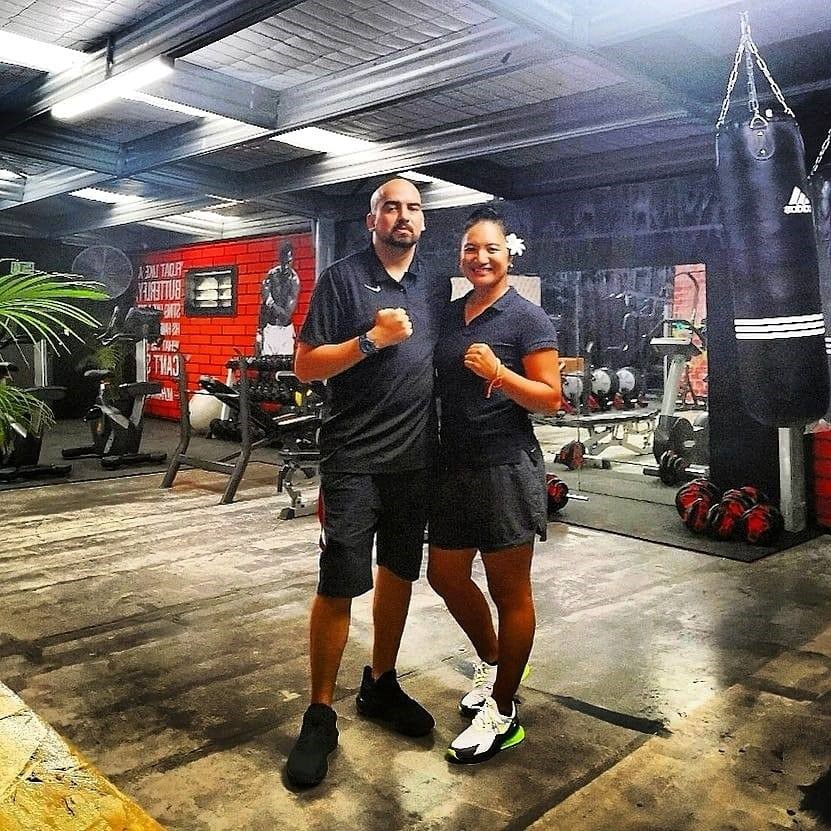 A new boxing house and gym has opened at the new Swanson complex.Owners Corrina and Rex are new business owners and relatively new to the island.A small crowd of family and…