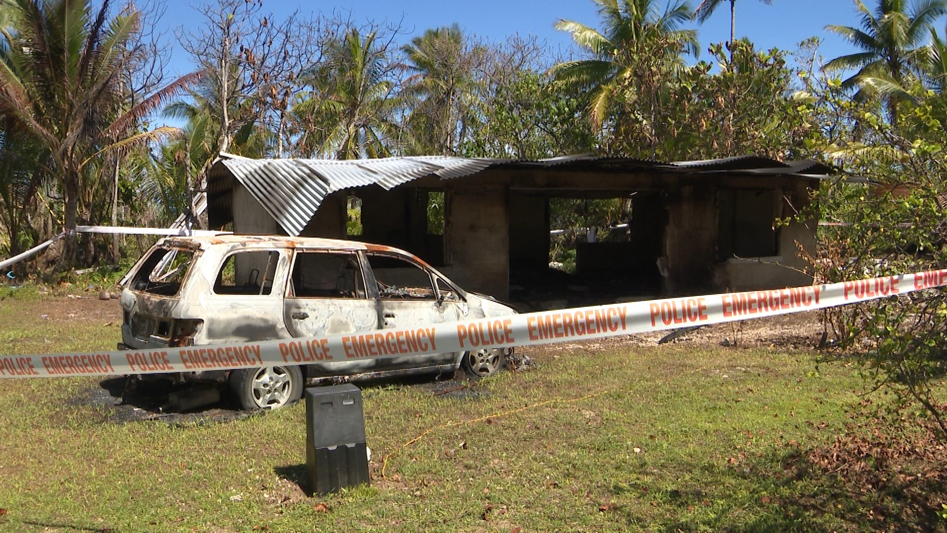A family who decided to make the return home were dealt a devastating blow when their family home in Namukulu, they were renovating and living in burned down on Friday…