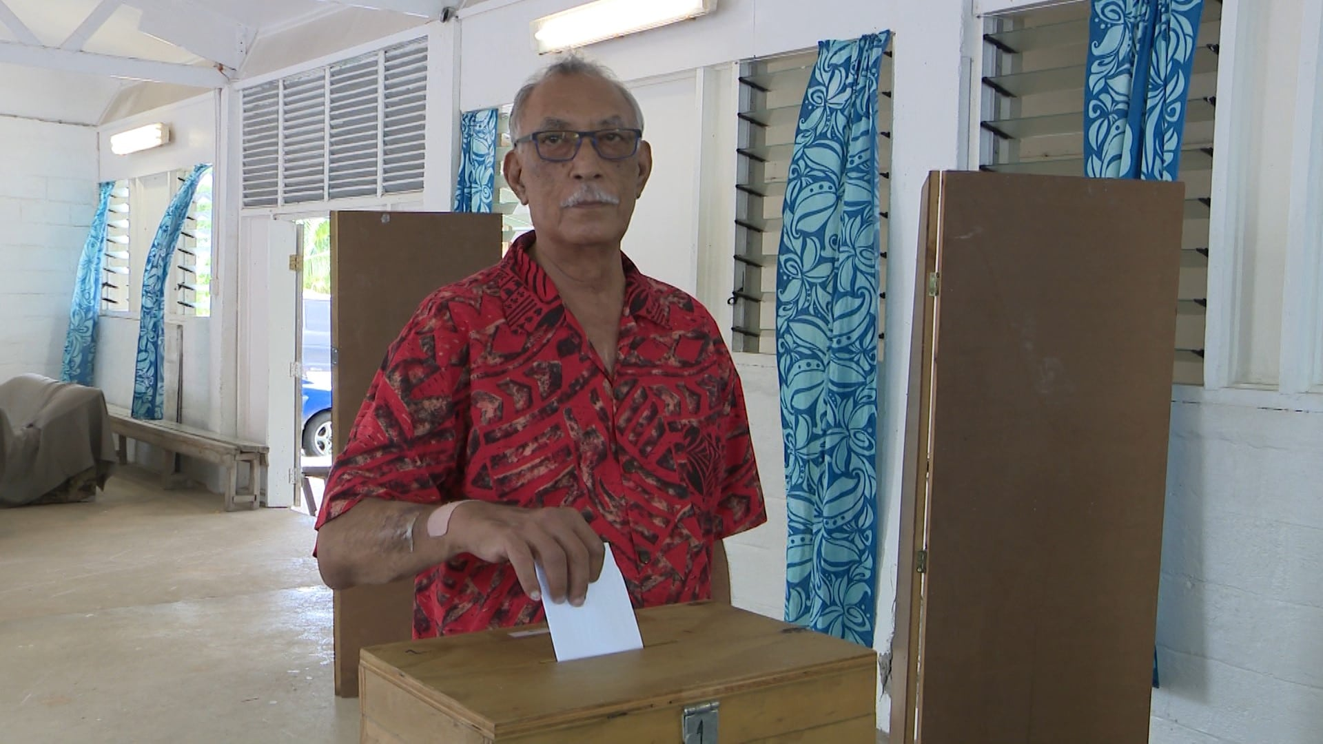 Niueans will be heading to the polls in May this year.  The announcement was made during the first fono Ekepule sitting for the year held yesterday.  The Premier Sir Toke Talagi who…