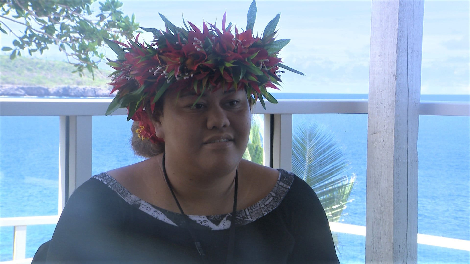 The youngest Member of Parliament in the Pacific has encouraged youths to  believe in themselves and strive for their ambitions in politics or leadership.  Tehani Brown is 22 years of age…