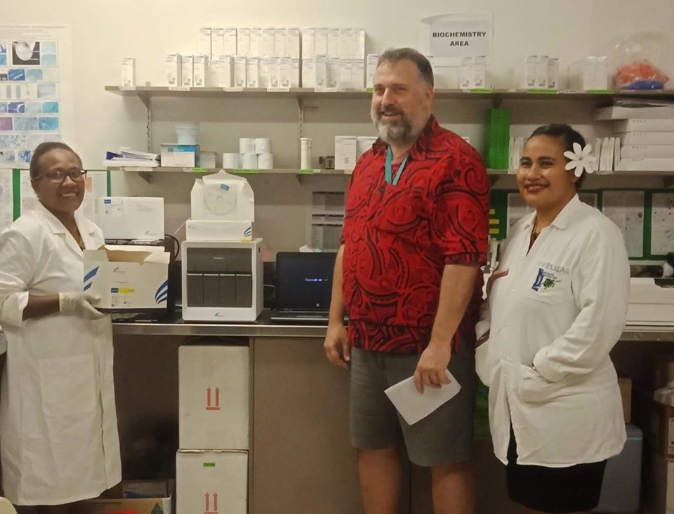 The first batch of 20 COVID-19 testing cartridges for the GeneXpert system at Niue Foou Hospital have arrived.  New Zealand High Commission states, these test cartridges will allow for on island…