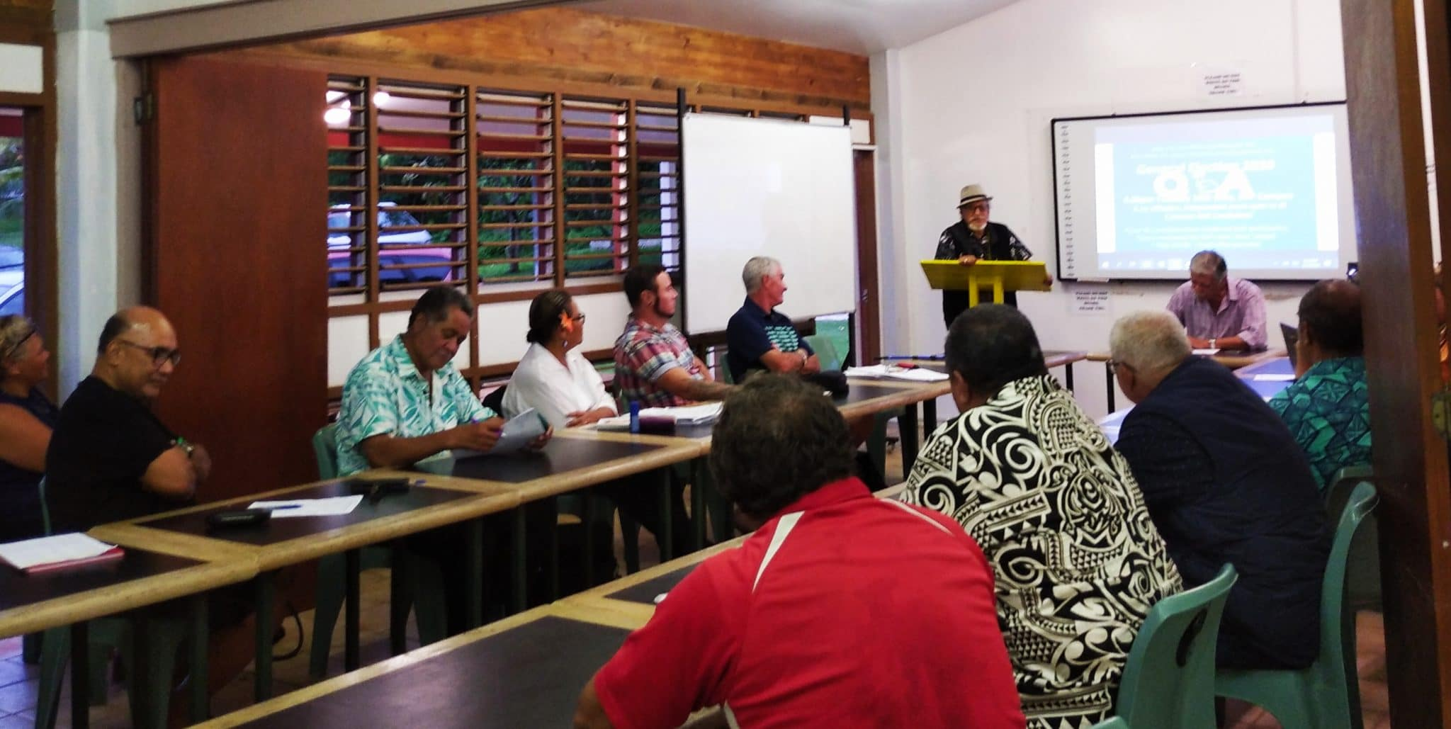 Improving Niue's roads, investment in education and health, Concerns over the most recent audit report from the New Zealand Auditor General and more engagement and empowerment of youths.  These have been some of the main…
