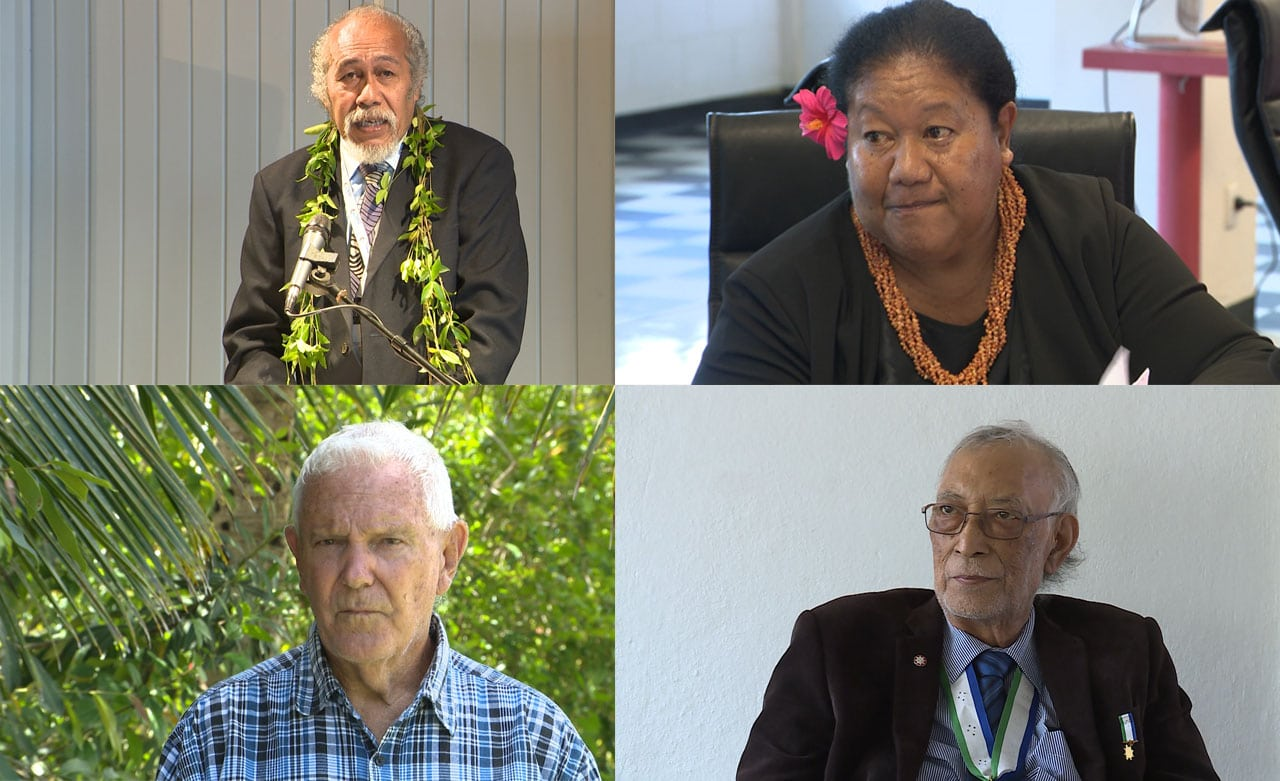 Elected members of Niue's legislative assembly are essentially voted in as independents and will then form into groups or coalitions.  Members of Parliament will then elect the Premier as the head of…