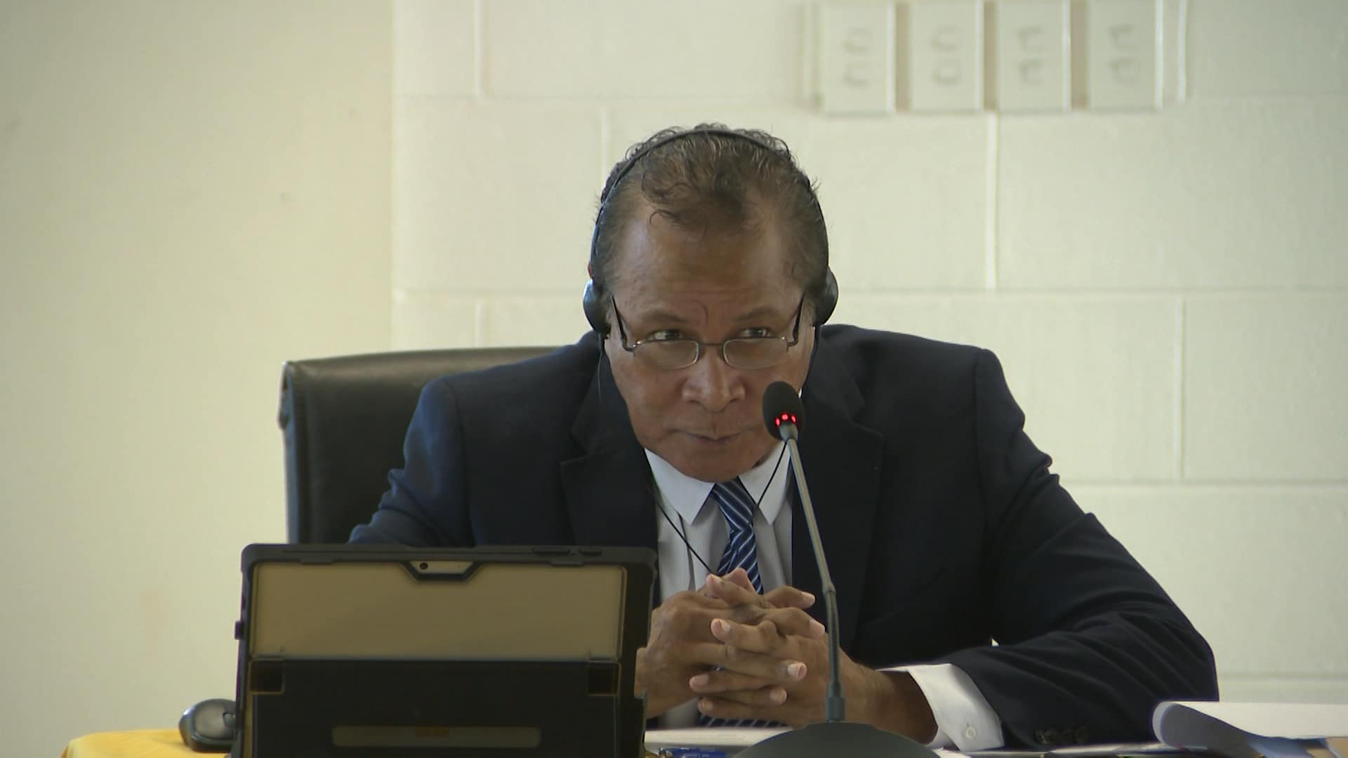 Minister for Finance Crossley Tatui announced the budget address in the third sitting of the legislative assembly this morning with a total appropriation of $32,504,000.  The estimated total recurrent expenditure of…
