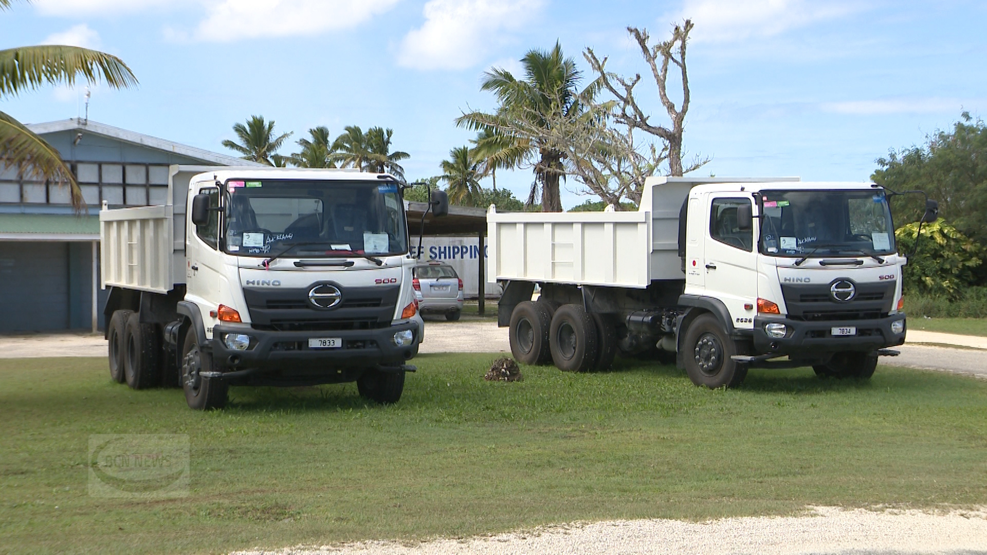Two Trucks have been donated by the government of Japan to the government of Niue.  These trucks will be used to assist in any development projects and will be based at…